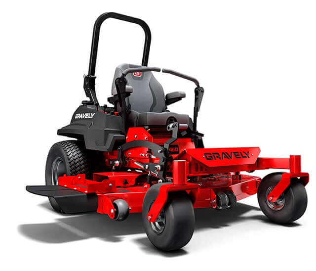 Gravely Zero Turn Mower